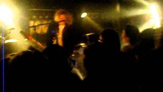 Carpark North - Lost (Peace) (live) Hamburg 14.11.2011