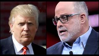 Mark Levin Interviews Donald Trump (11/11/2015)