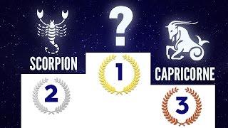 Top 12 des meilleurs signes astrologiques du meilleur au pire du pire