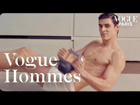 These 20 at-home workout routines will transform your body I Vogue Hommes
