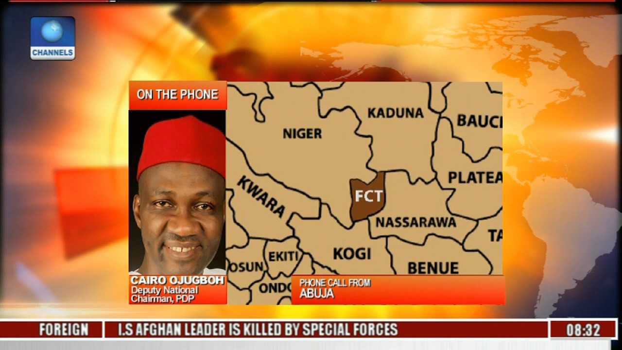 Download Swap Of Suspected Terrorists For The Chibok Girls Justified - Cairo Ojugboh