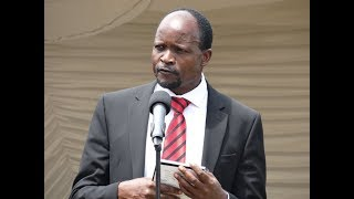 BREAKING NEWS: Governor Obado speaks to Kenyans for the first time over Sharon's death