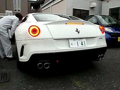 2011 Ferrari 599GTO Nerima-ku TOKYO JAPAN