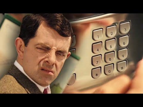 Wrong Number! 📞 | Mr Bean's Holiday | Funny Clips | Mr Bean Official