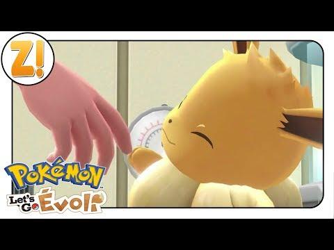 Pokémon: Let's Go, Evoli! - Auf in das neue Pokemon Abenteuer ! #01   [DEUTSCH]