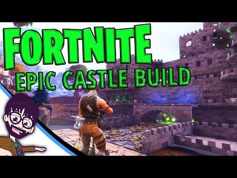 Fortnite - Building Challenge FINALIST - Top Performance