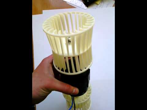 Вентилятор для испарителя 404 100 12В