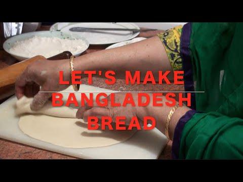Let's Make Bangladesh Pancakes! Ja