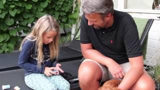 En helt vanlig ovanlig familj - augusti