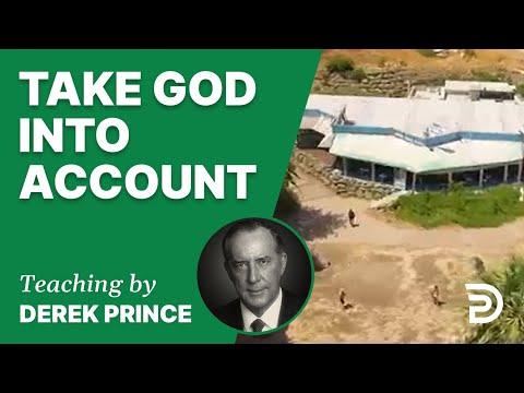 Take God into Account 01/5