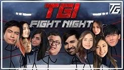 Scarra, Voyboy, Xmithie, Pokimane and more - VALORANT showmatch: TGI Fight Night