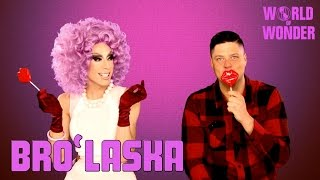 Bro'Laska w/ Alaska Thunderfuck & Cory Binney ♥ Valentine's Day