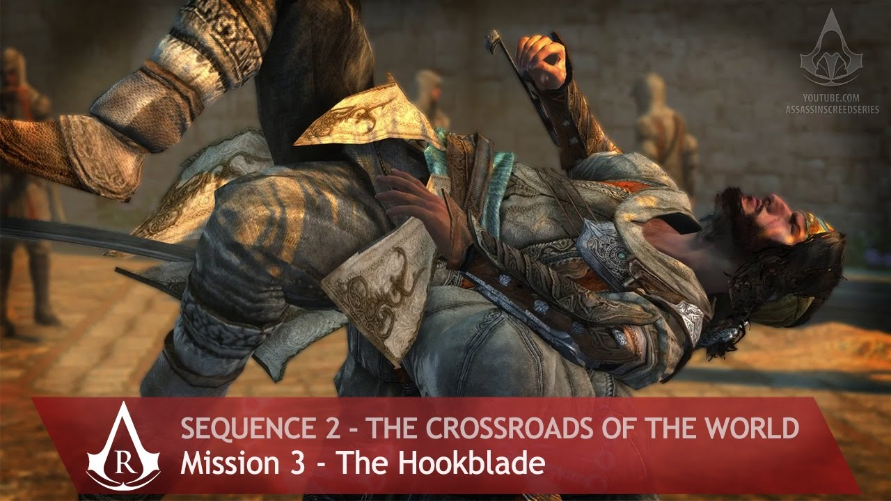Assassin S Creed The Ezio Collection Ac Revelations Sequence 2 The Hookblade Youtube