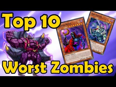 Top 10 Worst Zombies in YuGiOh