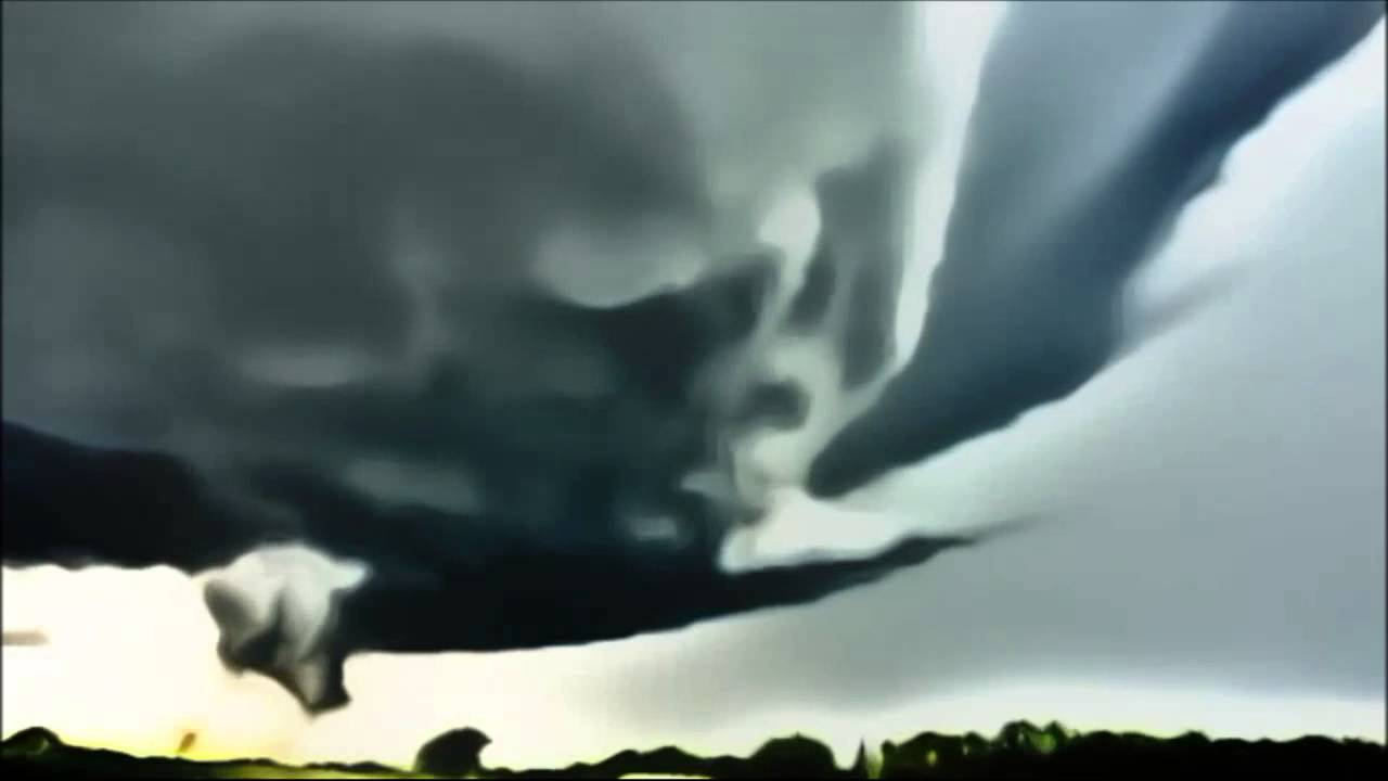 Awesome Storm Clouds • ANIMATED • - YouTube
