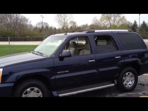 2005 Cadillac Escalade review
