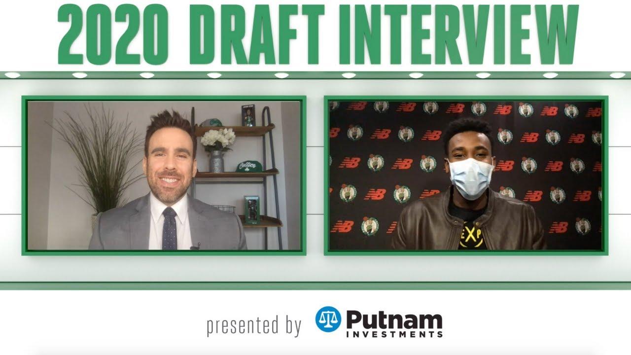 Putnam 1-on-1 with Aaron Nesmith