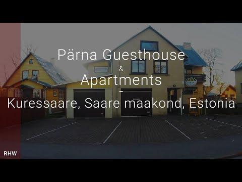 Parna Guesthouse & Apartments, Kuressaare, Saare maakond, Estonia