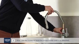 Grohe geneva bathroom faucet