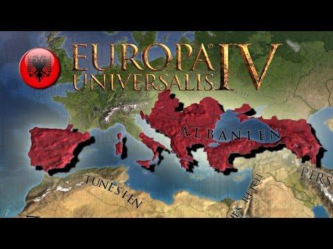 EU4 Timelapse - Albania Empire ✌ Albania or Iberia Achievement  - Europa Universalis 4