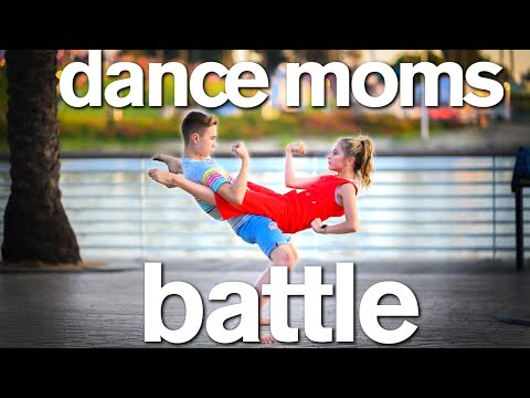Old Dance Moms vs. New Dance Moms ft. Brady and Elliana