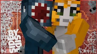 Minecraft Xbox - Side By Side Challenge - Scary Silverfish! [3]