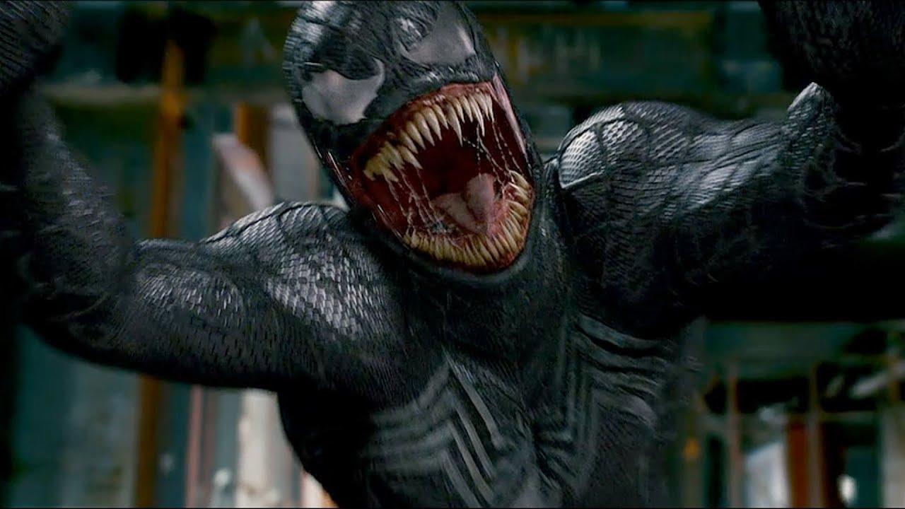 """Человек паук против Венома (часть 2)- """"Человек-паук 3 ..."""