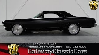 1963 Buick Riviera Houston Texas