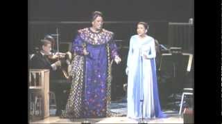 "Kathleen Battle, Jessye Norman: ""Oh, What A Beautiful City"" 05 / 22"