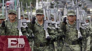 El sueldo promedio de los militares mexicanos/ Atalo Mata