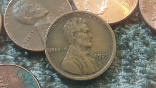 $100 PENNY HUNT!!! COIN ROLL HUNTING PENNIES!!!