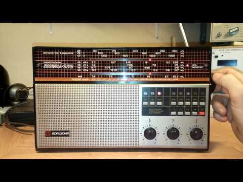 Радиоприёмник ОКЕАН 222, возвращённый из небытия! FM 88-108MHz.
