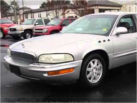 2005 buick park avenue used cars new bern nc youtube. Black Bedroom Furniture Sets. Home Design Ideas