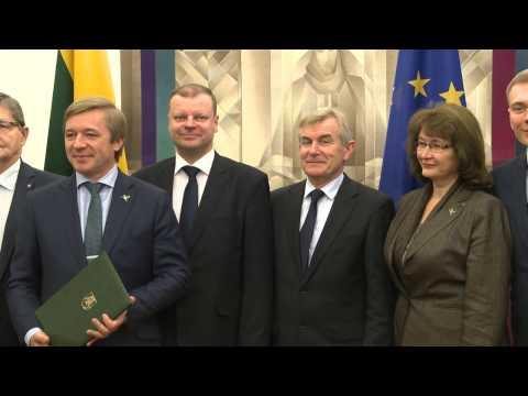 EBU Lithuania New rulling coalition