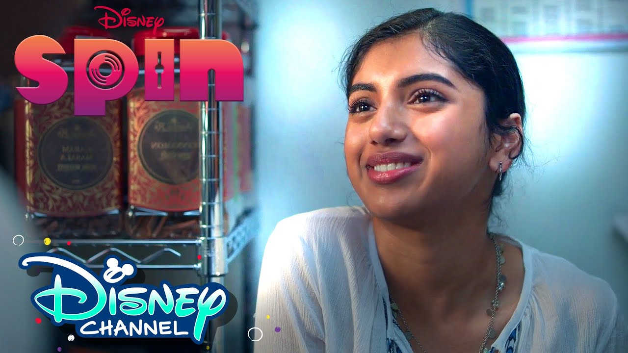 Family Remix | SPIN | Disney Channel Original Movie | Disney Channel