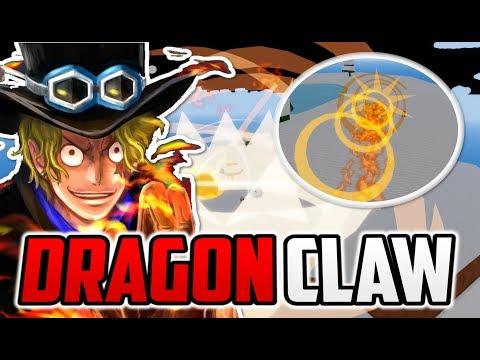 DRAGON CLAW /