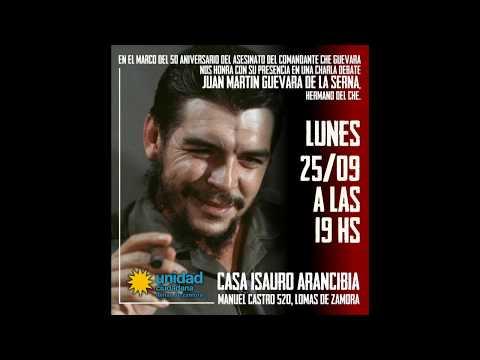 Ernesto che Guevara a 50 años de su asesinato