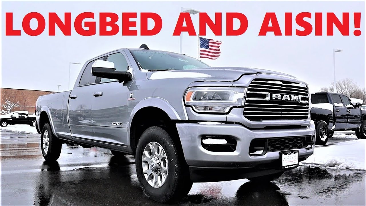 2020 Ram 3500 Laramie Should You Get The Ram 3500 With A Long Bed Youtube