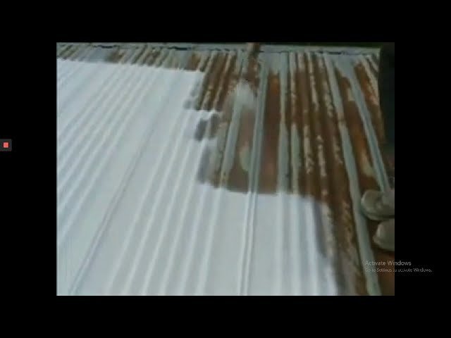Acoperisuri hidroizolate cauciucate