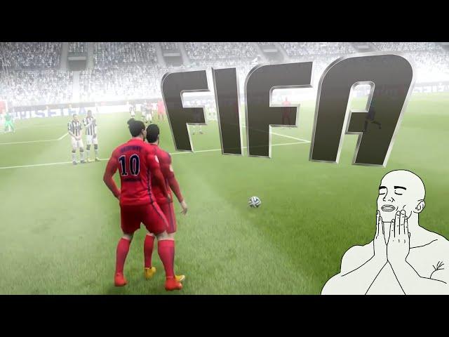 FIFA   NAJLEPSZE B??DY I WPADKI