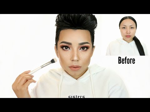 JAMES CHARLES Makeup Transformation!!!