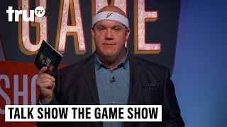 Talk Show the Game Show - Lightning Round: Moby vs. Arden Myrin | truTV