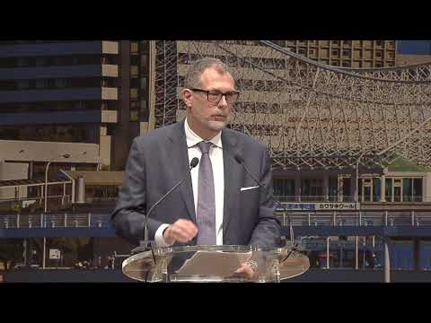 Göran Marby Welcome Ceremony Remarks from ICANN64
