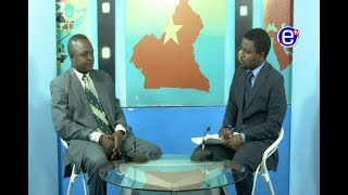 THE INSIDE October 1st 2017. with Gilbert NGIMNDOH. Equinoxe tv