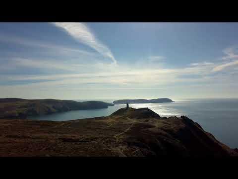 Bradda Head. Isle of Man