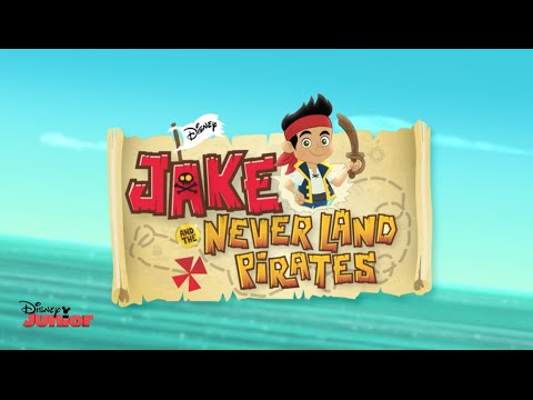 Jake and the Never Land Pirates | Season 3 Opening Titles | Disney Junior UK