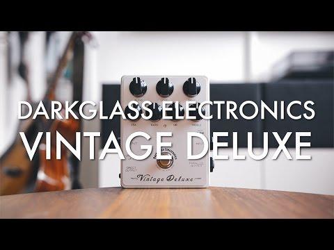 Darkglass Electronics Vintage Deluxe (demo)