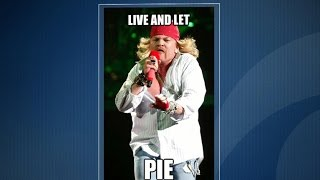 Axl Rose angry over