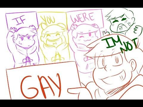 Osomatsu-San: IF YOU WERE GAY