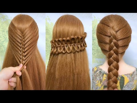 Braided Hairstyles! 👌 Best Hairstyles for Girls 2020 #21